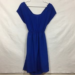 5/$25 Love Notes Deep V Neck Cut Out Dress Small